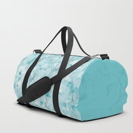 BLUE MAGNOLIAS Duffle Bag