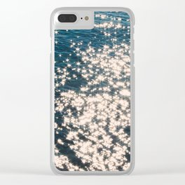 The Cove Clear iPhone Case
