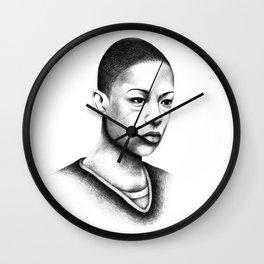 OITNB   Poussey Wall Clock