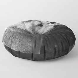 Raised by Wolves Floor Pillow