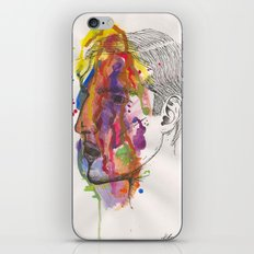 Breathe In Colour iPhone & iPod Skin