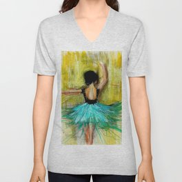 Tiny Dancer Unisex V-Neck