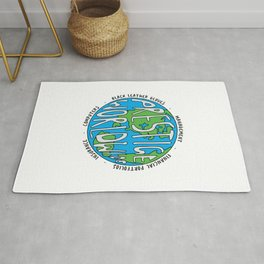 Step Brothers | Prestige Worldwide Enterprise | The First Word In Entertainment | Original Design Rug