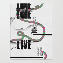 Time to Live Poster