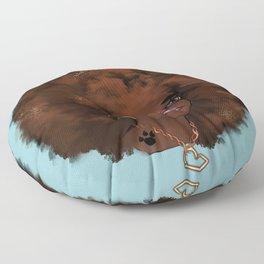 Lion Babe Floor Pillow