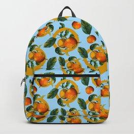 Vintage Fruit Pattern II Backpack