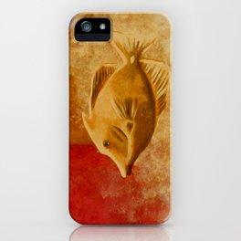 intermediate world - autumn iPhone Case