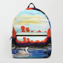 Swan Life Backpack