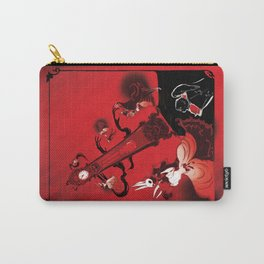 Masque of the Red Death Carry-All Pouch