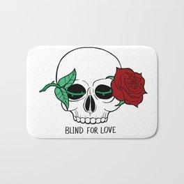 Blind For Love Bath Mat