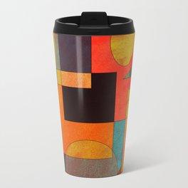 Shiny Shapes Travel Mug