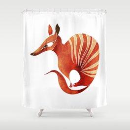 Numbat Shower Curtain