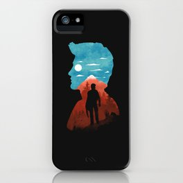 Nathan Drake iPhone Case
