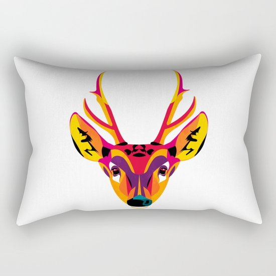 huemul Rectangular Pillow