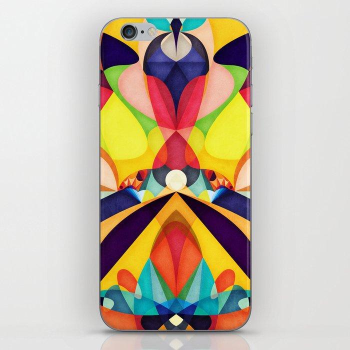 Poetry Geometry iPhone Skin