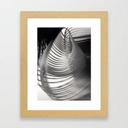 Paper Sculpture #9 Framed Art Print