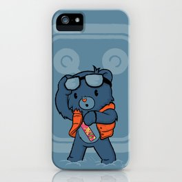 Marty McBear iPhone Case