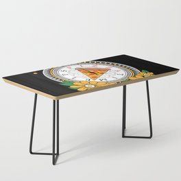 It's Pizza Time Coffee Table