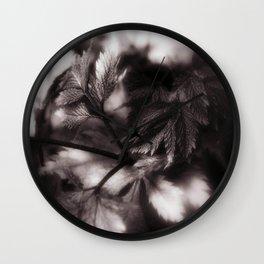 Fade to Grey Wall Clock