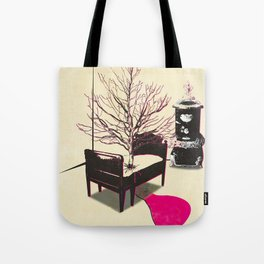 No rest for the restless... Tote Bag