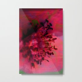 Summer Love in Bloom Metal Print