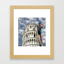Bagnina Framed Art Print