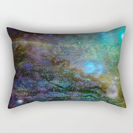 Cosmic Rectangular Pillow