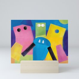 Abstract Mini Art Print