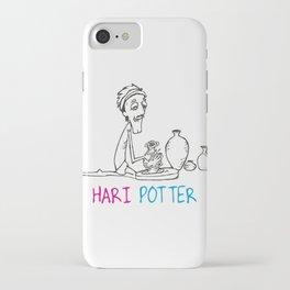 Hari Potter iPhone Case