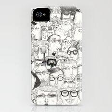 PeopleI iPhone (4, 4s) Slim Case