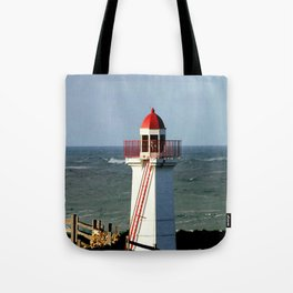 Lady Bay Lower Lighthouse  Tote Bag
