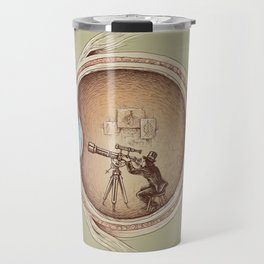 Extraordinary Observer Travel Mug