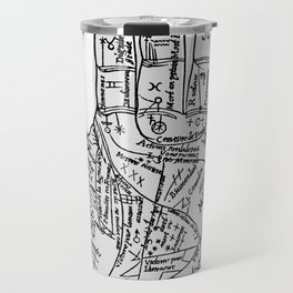 Palm Reader, Chiromancy, fortune-telling Travel Mug