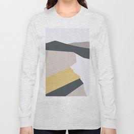 Abstract 35 Long Sleeve T-shirt