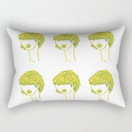 Fringe with Benefits Rectangular Pillow