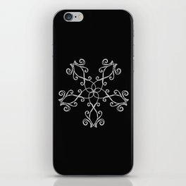 Five Pointed Star Series #8 iPhone Skin