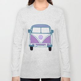 Retro Van Long Sleeve T-shirt