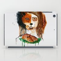 bambi iPad Cases featuring Bambi by maumel
