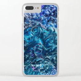 Water Horse Clear iPhone Case