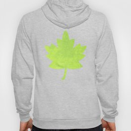 Abstract green paper Hoody