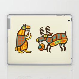 Moose & Bear Laptop & iPad Skin