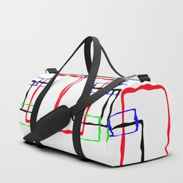 Basic Color Duffle Bag
