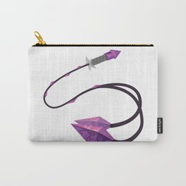Amethyst's Whip Carry-All Pouch
