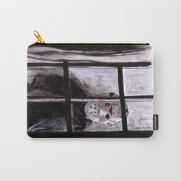 Jason Lives Carry-All Pouch