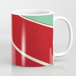 Running Track Coffee Mug