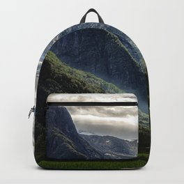 Mountains and Glaciers - Norway Backpack