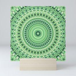 Ornate Mandala 2 Mini Art Print