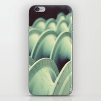 industrial iPhone & iPod Skins featuring industrial by HD Connelly