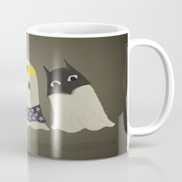 Ghost Cosplay Coffee Mug