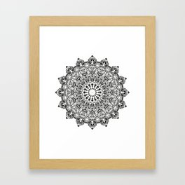 Year Zero Framed Art Print